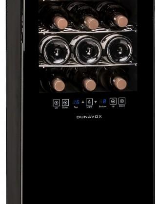 Dunavox DX-24.68DSC Wijnklimaatkast