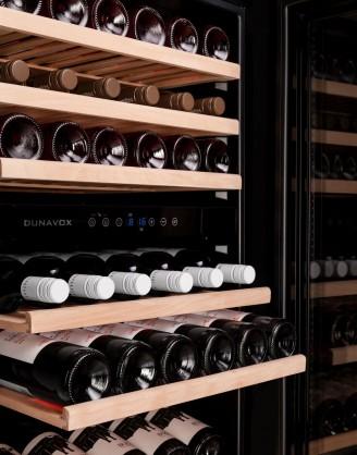 Dunavox DX-57.146DSK Inbouw Wijnklimaatkast