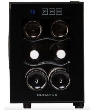 Dunavox DAT-6.16C Wijnkoelkast